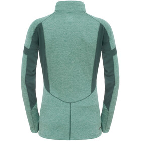 The North Face W's Impulse Active 1/4 Zip Top Blsmgn/Drkstspc
